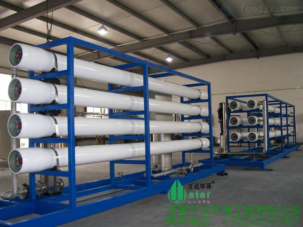 桶装水瓶装水生产线设备