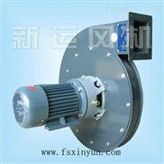 喷漆涂装流水线高温风机 隧道烘箱风机 热风干燥设备 高压高温引风设备
