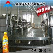 三合一果汁饮料灌装设备机器.热灌装包装生产线果汁加工生产线果汁饮品生产线
