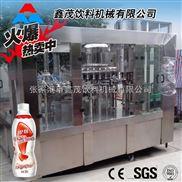 全自動果汁飲料機械、熱灌裝飲料機器、茶飲料生產線 果汁生產設備果酒生產線
