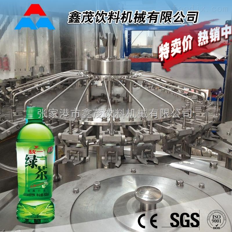 成套饮料生产线 金银花饮料生产线 苹果荔枝木瓜饮料生产线