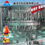 三合一熱灌裝機 果醋飲料生產線 全自動果汁灌裝機 三合一型灌裝設備