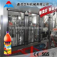 果汁全自動熱灌裝設備生產線