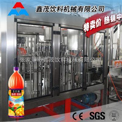 RCGF系列浓缩果汁调配灌装成套生产线