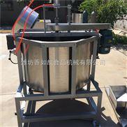 电加热油炸锅 全自动油炸锅