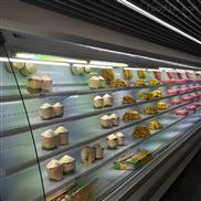 2015热卖水果保鲜柜立式风幕柜