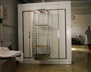 立式平板速冻机