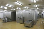 SW系列隧道式网带单体速冻机