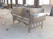 生产导热油锅炉加热油炸机