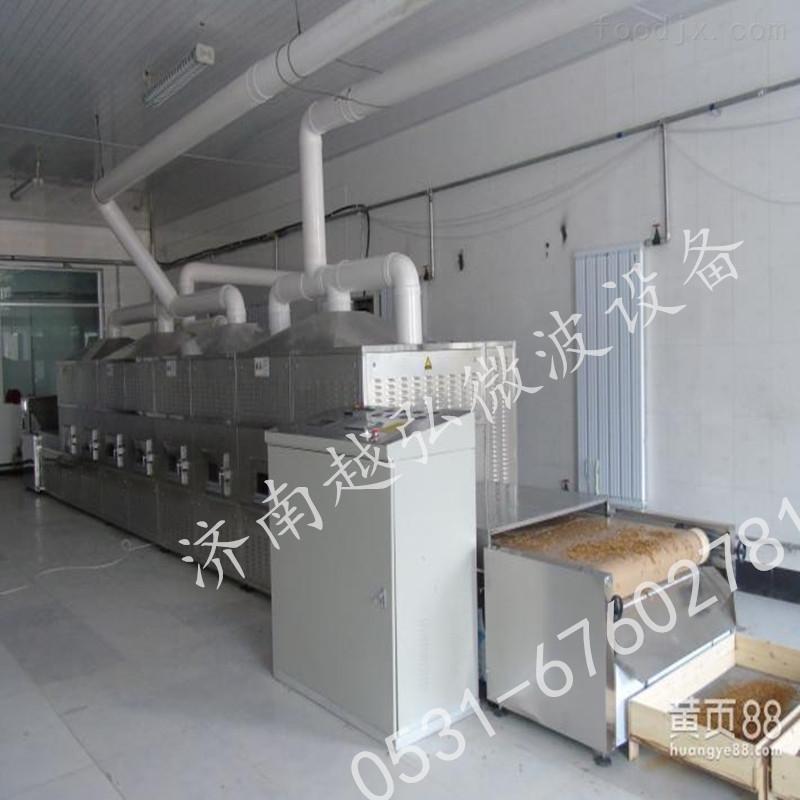 隧道式微波干燥设备|带式微波干燥杀菌机|微波烘干机