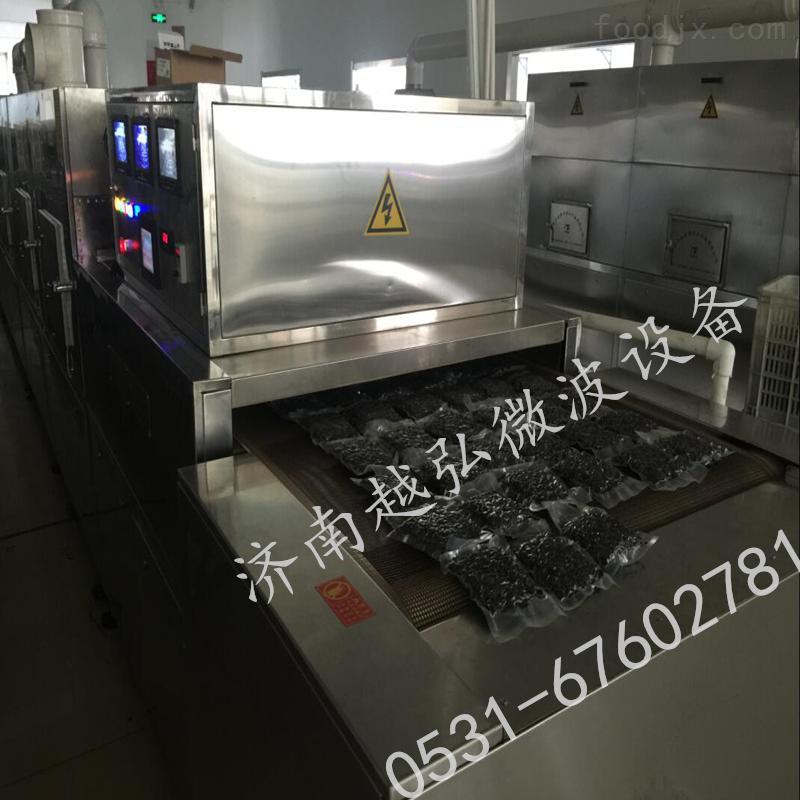 黄粉虫微波干燥机 带式黄粉虫微波烘干设备 工业微波炉