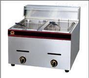 速冻薯条连续式油炸锅/花生米油炸生产线/大型油炸设备