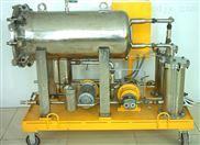 【小型滤油机】精密三级过滤机
