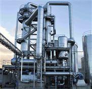 果葡糖漿10噸四效降膜蒸發器