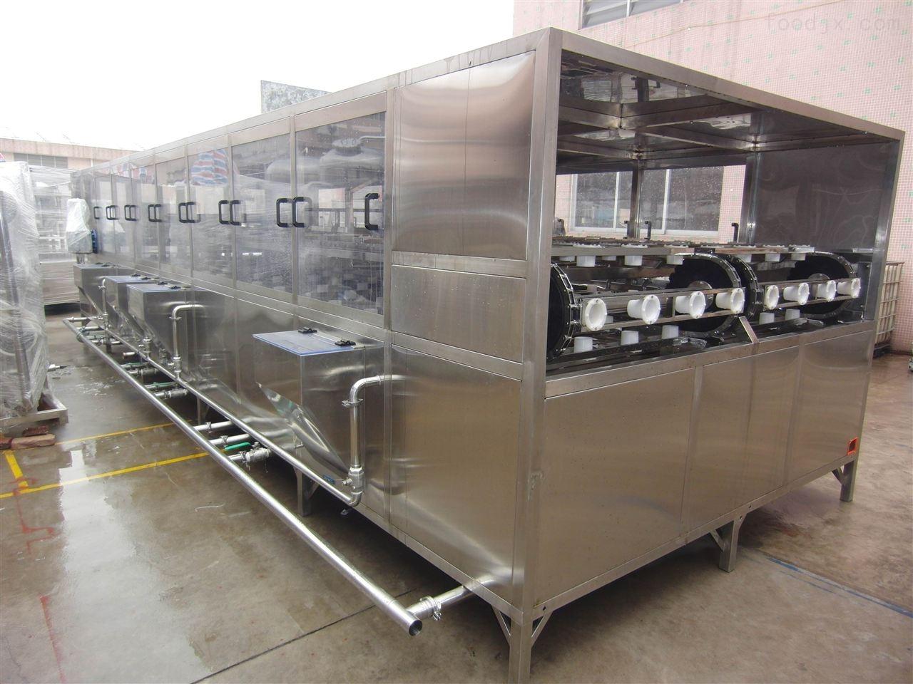 桶装水全自动灌装生产线设备品牌公司