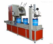 厂家生产供应全气动卧式灌装机 小型膏体、液体半自动灌装机