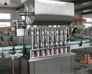 郑州自动定量液体灌装机-食用油灌装机迅捷牌