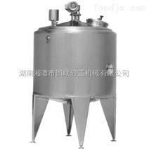 大型保温罐结构