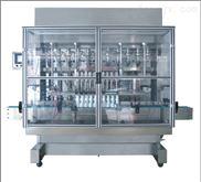 液体灌装机 半自动灌装设备 饮料酒精包装设备 玻璃瓶灌装机械