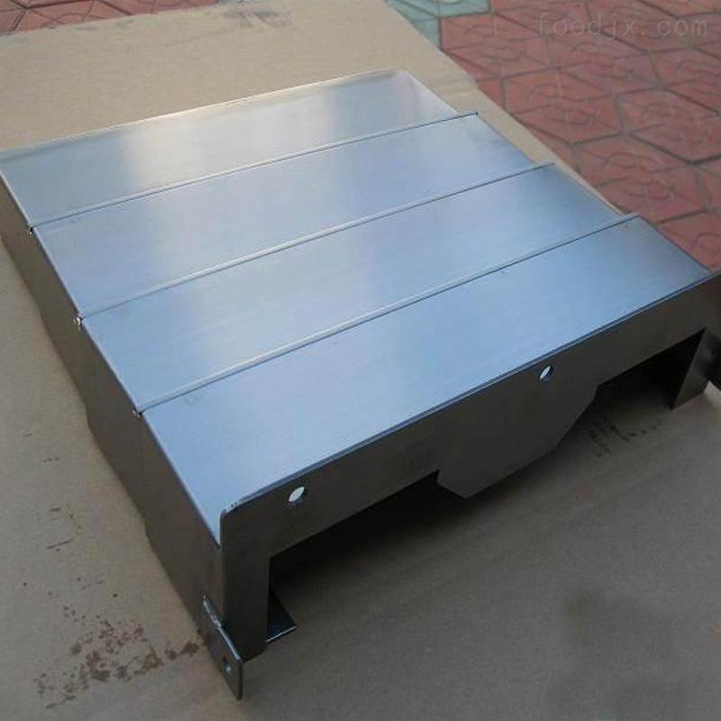 不锈钢机床防护罩报价