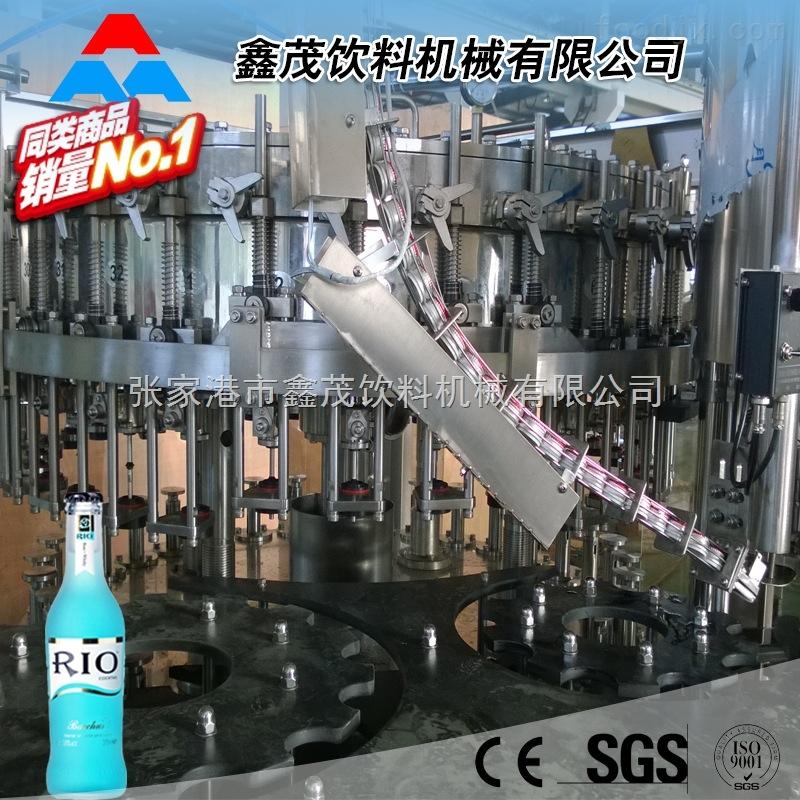 厂家供应预调型全套鸡尾酒生产线/调和饮料生产设备