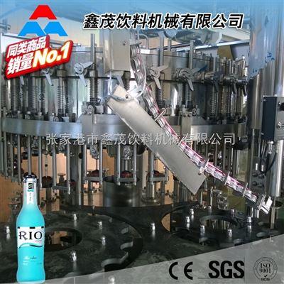 鸡尾酒饮料生产线