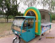 河南新款电动三轮小吃车厂家销售价格