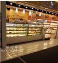 甜品 烘焙系列  2.0米日式直角蛋糕柜