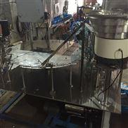 豆漿豆奶自立袋灌裝旋蓋機自立袋液體包裝機