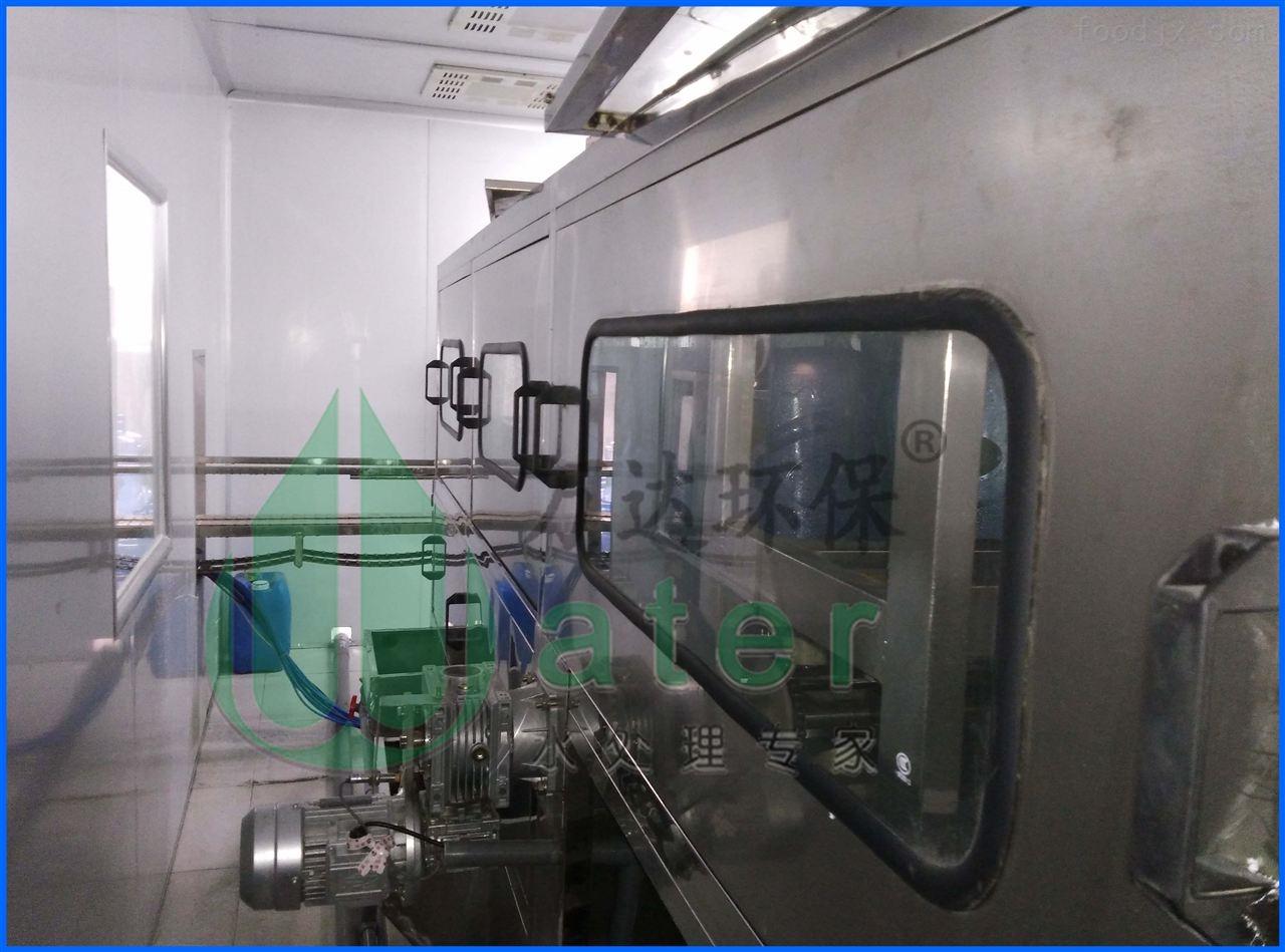 云南桶装水生产线设备厂家