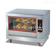 富祺单层电热旋转电烤炉商用烤鸡炉
