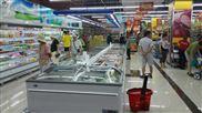 肉类冷冻设备 超市组合岛柜 超市冷冻设备