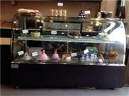 宁波蛋糕柜,弧形后开门蛋糕柜,蛋糕保鲜柜价格