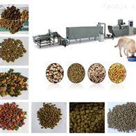 小型寵物食品生產線