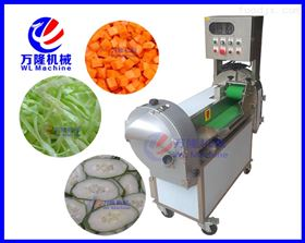 QC-112双头切菜机 青菜切割机 瓜果切片切丝切丁机