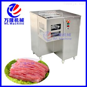 QJB-80火鍋店供應羔羊卷牛百葉毛肚 肥牛 切肉機