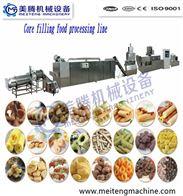 台湾糙米果夹心米果机设备生产线