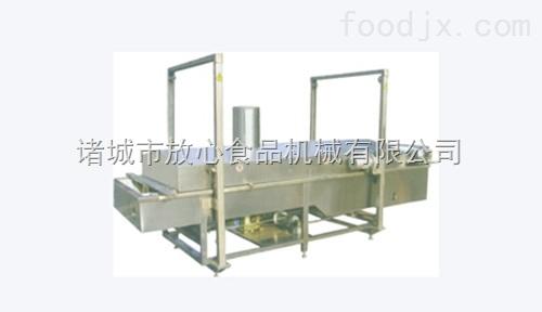 蔬菜丸子油炸机 放心机械