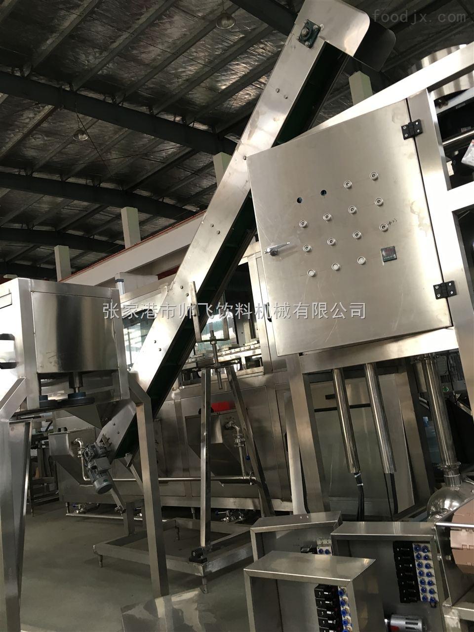 450桶装水灌装机