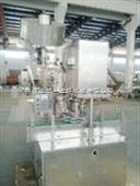 全自动饮料定量灌装封口机