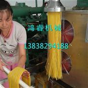 大同全自動玉米面條機 多功能玉米面條機價格 米線機米粉機