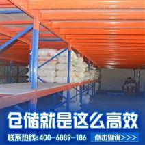 中山阁楼重型货架,牧隆厂家免费测量安装