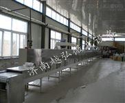 隧道式微波干燥机 肉质品灭菌设备