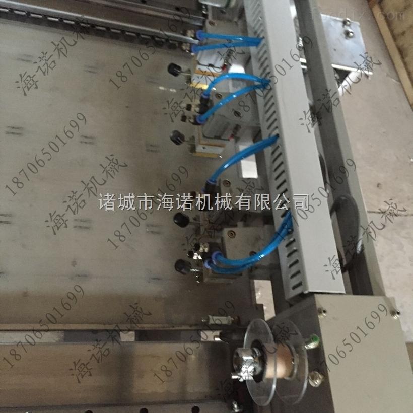 420全自动拉伸膜食品真空包装机械420型 厂家热销包装设备 可定制