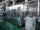 自动玻璃瓶灌装成套生产线