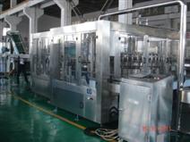 自動玻璃瓶飲料灌裝成套生產線