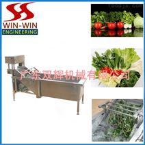 翻浪式蔬菜清洗机设备