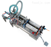 ZH-GZJ-自动双头液体灌装机