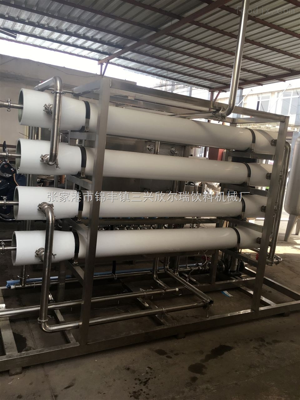 高质量饮用水灌装线