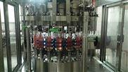 RCGF-鲜果汁饮料二合一热灌装生产线